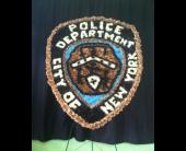 NYPD Badge in Astoria, New York, Quinn Florist