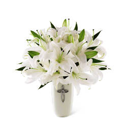 FTD Faithful Blessings Bouquet in Chelsea, Michigan, Chelsea Village Flowers