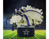 Touchdown Bowl in Dallas TX, In Bloom Flowers, Gifts and More
