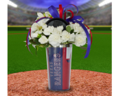 Home Run Tumbler in Dallas TX, In Bloom Flowers, Gifts and More