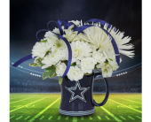 Touchdown Mug in Dallas TX, In Bloom Flowers, Gifts and More