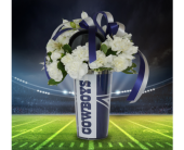 Touchdown Tumbler in Dallas TX, In Bloom Flowers, Gifts and More