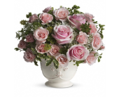 Parisian Pinks with Roses in Smyrna GA, Floral Creations Florist