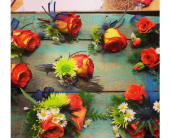 Bright Woodland Bouts And Corsages in Ammon ID, Petal Passion