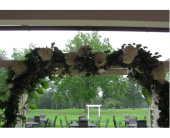 Idea To Decorate An Arch in Blue Bell, Pennsylvania, Country Flower Shoppe