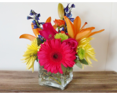 Nashville Flowers - Make It A Great Day - Flowers By Louis Hody