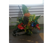 Tropical Truck in Aston PA, Wise Originals Florists & Gifts