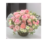 Pink Bliss in Buffalo Grove IL, Blooming Grove Flowers & Gifts