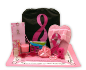 Show You Care Breat Cancer Tote in Bound Brook NJ, America's Florist & Gifts