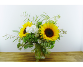 Sunflower Summer in North Vancouver BC, Special Moments Flowers And Gifts