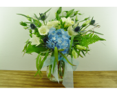 Sky Blue in North Vancouver BC, Special Moments Flowers And Gifts