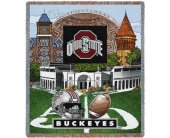 The Ohio State University Afghan Blanket in Circleville OH, Wagner's Flowers