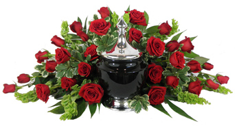 Signature Collection Cremation Piece in Newport News VA, Pollard's Florist