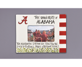 Ala Houndstooth Frame in Tuscaloosa AL, Amy's Florist