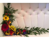 Casket Corner Accent in North Manchester IN, Cottage Creations Florist & Gift Shop