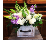 Secret Garden Bouquet in Naples FL, Naples Floral Design