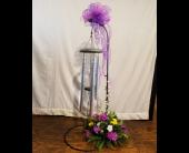 Premium Windchime in Cullman, Alabama, Cullman Florist