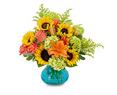 Spring Flowers - Glorious Day - Wildflower Florist