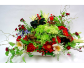 Custom Arrangement in Belleville ON, Live, Love and Laugh Flowers, Antiques and Gifts