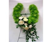 Standing Spray / Wreath in Belleville ON, Live, Love and Laugh Flowers, Antiques and Gifts
