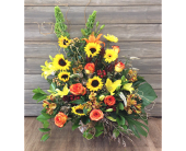 Rustic Sunset in Smyrna GA, Floral Creations Florist