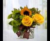 Fishers Flowers - Fencepost - George Thomas, Inc.