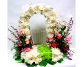Wreaths in Belleville ON, Live, Love and Laugh Flowers, Antiques and Gifts