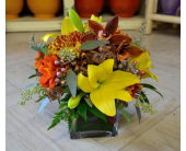 Rustic Bliss in Oakville ON, Margo's Flowers & Gift Shoppe