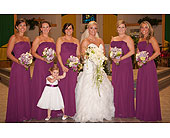 Wedding Party in South Surrey BC, EH Florist Inc