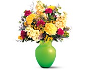 Teleflora's Breath of Spring Bouquet in Placentia CA, Margos Flowers