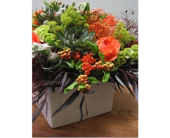Fall magic bouquet  in Bellevue WA, CITY FLOWERS, INC.