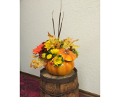 It's Fall y'all in Oklahoma City OK, Flowers By Pat