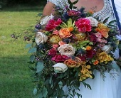 Exotic Bouquet in Kingston, New York, Flowers by Maria