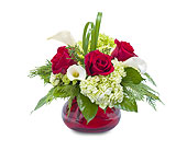 Conroe Flowers - Chic Winter Romance - Wildflower Florist