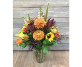 Hello Autumn in Smyrna GA, Floral Creations Florist