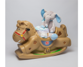 Rocking Horse For A Boy in St Clair Shores MI, Rodnick