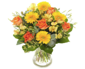 Bright Sunny Day by Express Floral in Fort Myers FL, Ft. Myers Express Floral & Gifts