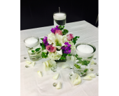 SPRINGTIME CENTERPIECE in Naples FL, Naples Floral Design
