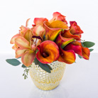 Golden Sunsets in New York NY, Starbright Floral Design