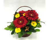 Autumn Basket in Belleville ON, Live, Love and Laugh Flowers, Antiques and Gifts