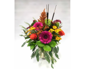Autumn Vase in Belleville ON, Live, Love and Laugh Flowers, Antiques and Gifts
