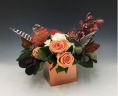 Copper Thanks in Kirkland WA, Fena Flowers, Inc.