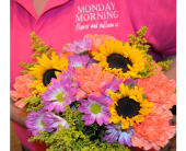 Lawrenceville Flowers - Value Bouquet of the Day - Monday Morning Flower Co