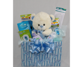 Baby Boy Welcome Basket in Houston TX, Ace Flowers