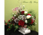 Frosty's Sleigh Ride in Brentwood CA, Flowers By Gerry