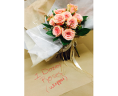 One Dozen Roses -  Wrapped in Little Rock AR, Tanarah Luxe Floral