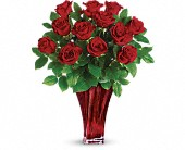 Teleflora's Legendary Love Bouquet in Colorado City TX, Colorado Floral & Gifts