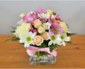 Cute as a button in Oakville ON, Margo's Flowers & Gift Shoppe
