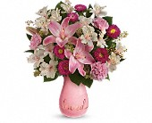 Always Loved Bouquet by Teleflora in Fairview PA, Naturally Yours Designs
