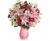 Always Loved Bouquet by Teleflora DX in San Leandro CA, East Bay Flowers
